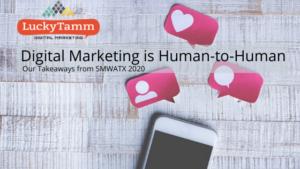 Digital Marketing is Human-to-Human