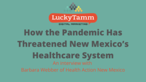 How the pandemic has threatened NM's healthcare system